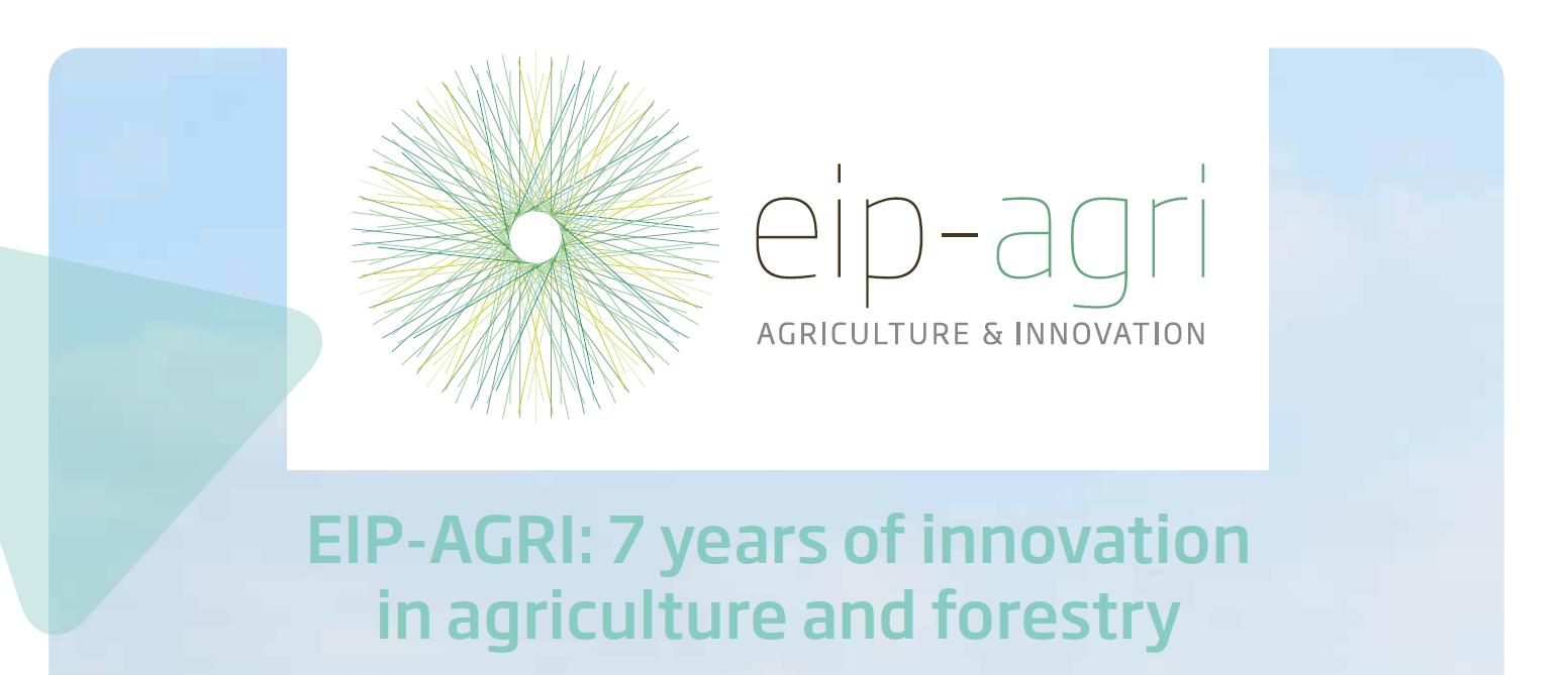 PEI-AGRI, 7 ans d'innovation agricole et forestière