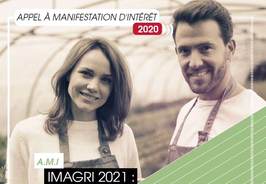 Des nouvelles de l'AMI «IMAGRI 2021»