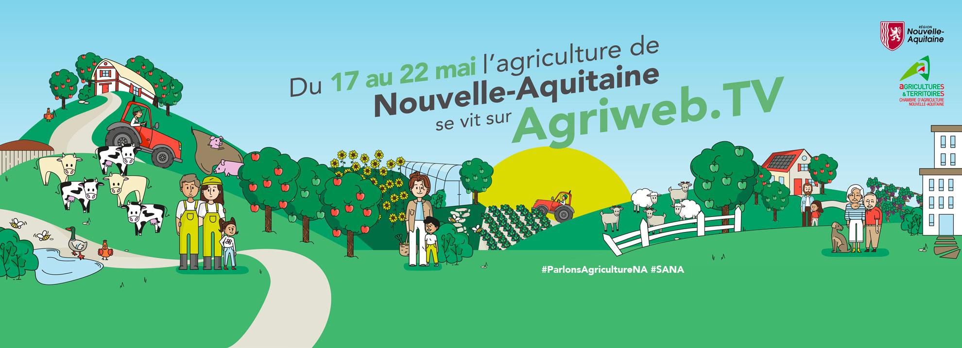 Les États généraux de l'Innovation  auront lieu le 19 mai  2021 à partir de 9 h 30 sur Agri-web TV